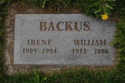 William Henry Backus