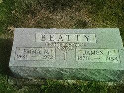 James E Beatty