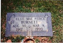 Elsie Mae <i>Pierce</i> Burnett