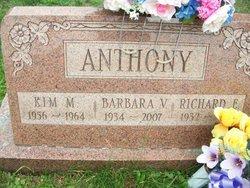 Barbara J. <i>Van Etten</i> Anthony
