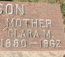 Clara Matlida <i>Morrell</i> Anderson