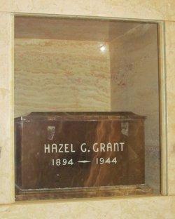 Hazel G Grant