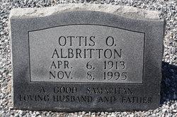 Ottis O Albritton