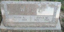 Anna Marie <i>Bellamy</i> Wilt