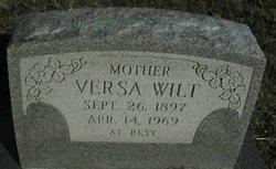 Versa Wilt