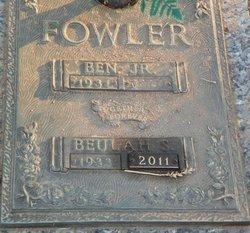 Beulah <i>Slay</i> Fowler