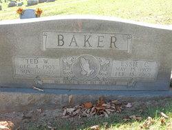Essie <i>Culbertson</i> Baker