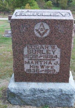 Edgar W Burley