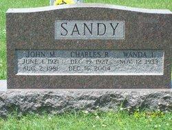 John Mason Sandy