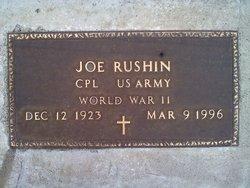Joe Rushin