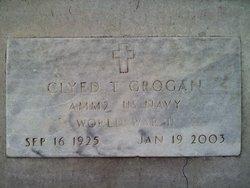 Clyed T Grogan