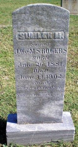 Sumler M Rogers