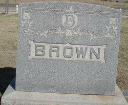 Harriett E Brown