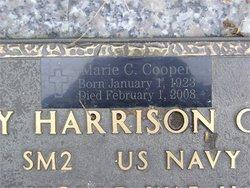 Marie C <i>Lessard</i> Cooper