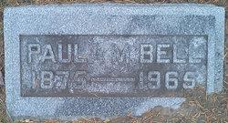 Paula M <i>Peterson</i> Bell