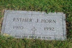 Esther Julia <i>Wiedrich</i> Horn