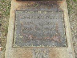 Len C Baldwin