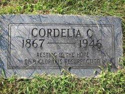 Cordelia <i>Orsborn</i> Calhoon