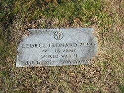 George Leonard Zugg