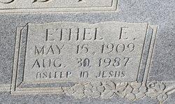 Ethel E Goolsby