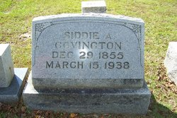 Siddie A. Covington