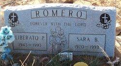 Sara B <i>Parson</i> Romero