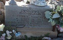 Eufelio C Sanchez