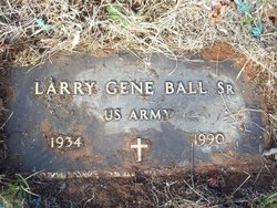Larry Gene Ball, Sr