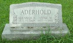 Annie M Aderhold