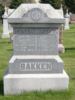Berthe Engen <i>Hansdtr</i> Bakken