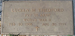 Lucian M. Thedford