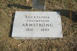 Rocksanna <i>Thompson</i> Armstrong