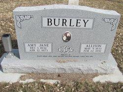Amy Jane <i>Seaman</i> Burley
