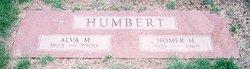 Alva Marie <i>Gordon</i> Humbert