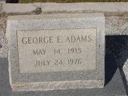 George Eldred Adams
