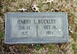 Harry Livermore Buckley