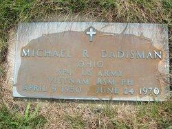 Spec Michael Raymond Dadisman