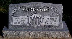 Aneita June <i>Harvey</i> Anderson
