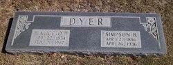 Simpson Bruce Dyer