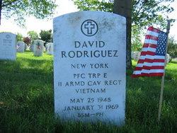 PFC David Rodriguez
