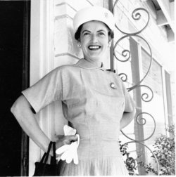 Frances Sophronia <i>Crowther</i> Zeigler