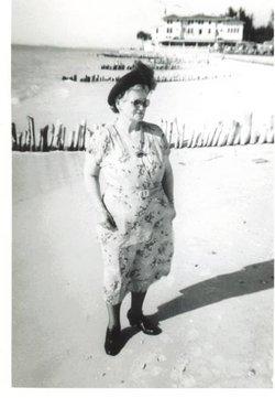 Rosa May <i>Whitehead</i> Glover