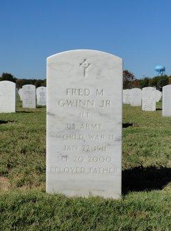 Fred M Gwinn, Jr