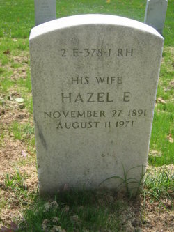 Hazel <i>Edwards</i> Axton