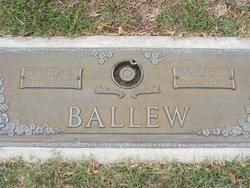 Sallie <i>Buff</i> Ballew
