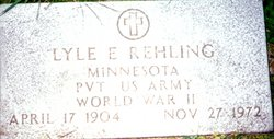 Lyle Erwin Dutch Rehling