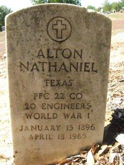 Alton Nathaniel