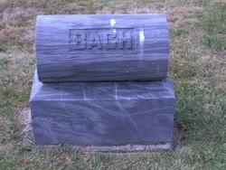 Monument Bach