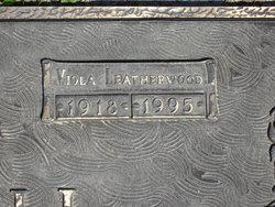 Viola <i>Leatherwood</i> Farrell