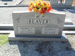 Mildred Gertrude <i>Chadwick</i> Beaver